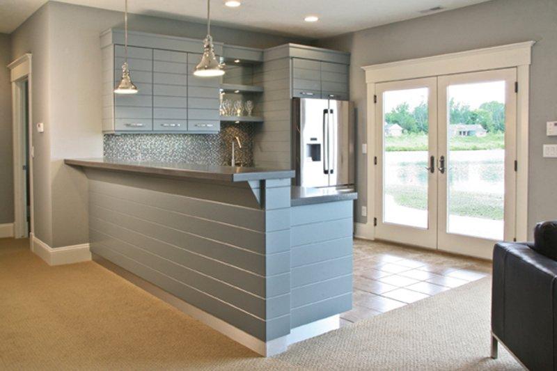 Country Interior - Family Room Plan #928-250 - Houseplans.com