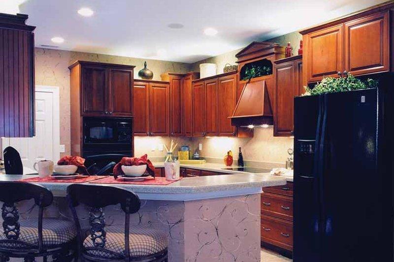 Craftsman Interior - Kitchen Plan #46-652 - Houseplans.com
