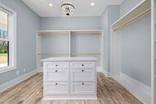 Dream House Plan - Farmhouse Interior - Master Bedroom Plan #63-430