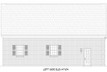 Dream House Plan - Country Exterior - Other Elevation Plan #932-369