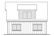 Craftsman Exterior - Other Elevation Plan #124-891