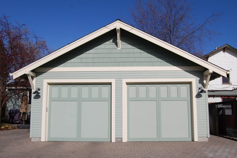 House Plan Design - Craftsman Exterior - Front Elevation Plan #895-95