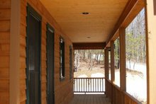 Cabin Exterior - Other Elevation Plan #118-102