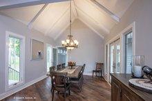 Craftsman Interior - Dining Room Plan #929-962