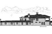 Mediterranean Style House Plan - 7 Beds 9.5 Baths 11027 Sq/Ft Plan #420-200