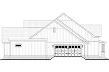 Home Plan - Farmhouse Exterior - Other Elevation Plan #430-249