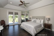 European Style House Plan - 3 Beds 2.5 Baths 2817 Sq/Ft Plan #929-903 Interior - Master Bedroom