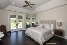 European Interior - Master Bedroom Plan #929-903
