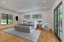 Farmhouse Interior - Master Bedroom Plan #888-15