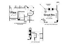 European Floor Plan - Other Floor Plan Plan #20-2145