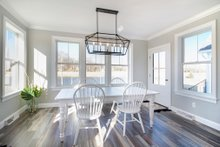 Dream House Plan - Farmhouse Interior - Dining Room Plan #928-303