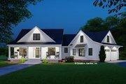 Farmhouse Style House Plan - 4 Beds 3.5 Baths 2596 Sq/Ft Plan #929-1054
