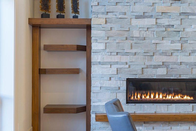 Contemporary Interior - Other Plan #48-651 - Houseplans.com