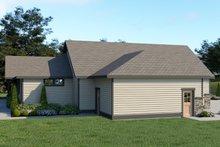 Craftsman Exterior - Other Elevation Plan #1070-38