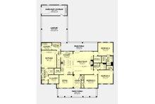 Farmhouse Floor Plan - Main Floor Plan Plan #430-215