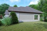 Traditional Style House Plan - 3 Beds 2 Baths 1493 Sq/Ft Plan #923-147 Exterior - Other Elevation
