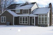 Craftsman Exterior - Other Elevation Plan #48-391