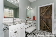 Home Plan - Country Interior - Master Bathroom Plan #929-522