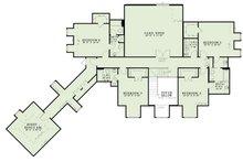 European Floor Plan - Upper Floor Plan Plan #17-2505