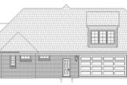 Country Style House Plan - 4 Beds 3.5 Baths 3565 Sq/Ft Plan #932-147 Exterior - Other Elevation