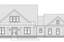 Country Exterior - Front Elevation Plan #932-276