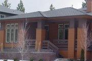 Prairie Style House Plan - 3 Beds 2 Baths 2264 Sq/Ft Plan #509-43 Photo
