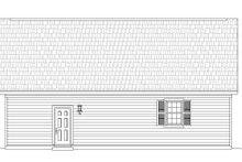 Country Exterior - Other Elevation Plan #932-132