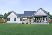 Farmhouse Style House Plan - 3 Beds 2.5 Baths 2598 Sq/Ft Plan #1070-93
