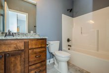 Home Plan - Hall Bath