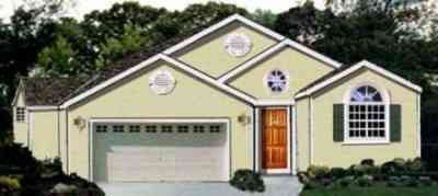 Traditional Exterior - Front Elevation Plan #3-134