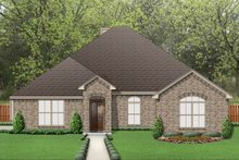 Traditional Exterior - Front Elevation Plan #84-579