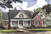 Country Style House Plan - 3 Beds 2.5 Baths 2636 Sq/Ft Plan #929-354