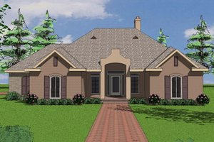 1900 square foot Traditional home