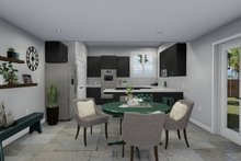Dream House Plan - Traditional Interior - Dining Room Plan #1060-49