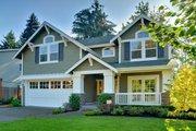 Craftsman Style House Plan - 3 Beds 3.5 Baths 2823 Sq/Ft Plan #132-134