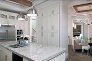 Mediterranean Style House Plan - 4 Beds 5.5 Baths 4450 Sq/Ft Plan #548-17 Interior - Kitchen