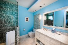 Beach Interior - Bathroom Plan #938-102
