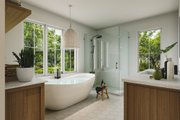 Farmhouse Style House Plan - 4 Beds 2 Baths 2652 Sq/Ft Plan #23-2741