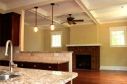 Craftsman Style House Plan - 4 Beds 3 Baths 2960 Sq/Ft Plan #461-11 Photo