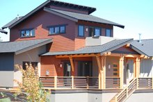 Craftsman Exterior - Front Elevation Plan #434-8