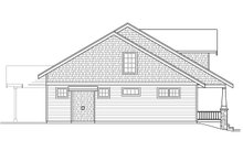 Architectural House Design - Craftsman Exterior - Other Elevation Plan #124-979