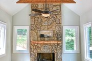 Craftsman Style House Plan - 4 Beds 3.5 Baths 5256 Sq/Ft Plan #437-121 Interior - Other