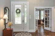 European Style House Plan - 4 Beds 3 Baths 2485 Sq/Ft Plan #929-25 Interior - Entry