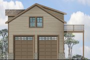 Traditional Style House Plan - 1 Beds 1 Baths 1699 Sq/Ft Plan #124-959