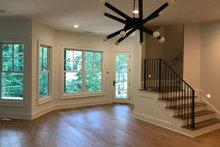 House Plan Design - Opt.Basement Media/Game Room