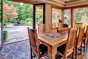 Craftsman Style House Plan - 5 Beds 4.5 Baths 5730 Sq/Ft Plan #132-179