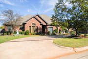 Traditional Style House Plan - 4 Beds 3 Baths 3750 Sq/Ft Plan #65-211 Exterior - Front Elevation