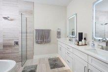 Contemporary Interior - Master Bathroom Plan #1058-180
