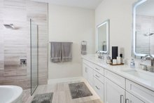 Contemporary Interior - Master Bathroom Plan #1058-180