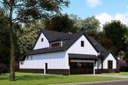 Craftsman Style House Plan - 3 Beds 2.5 Baths 1998 Sq/Ft Plan #923-159 Exterior - Other Elevation